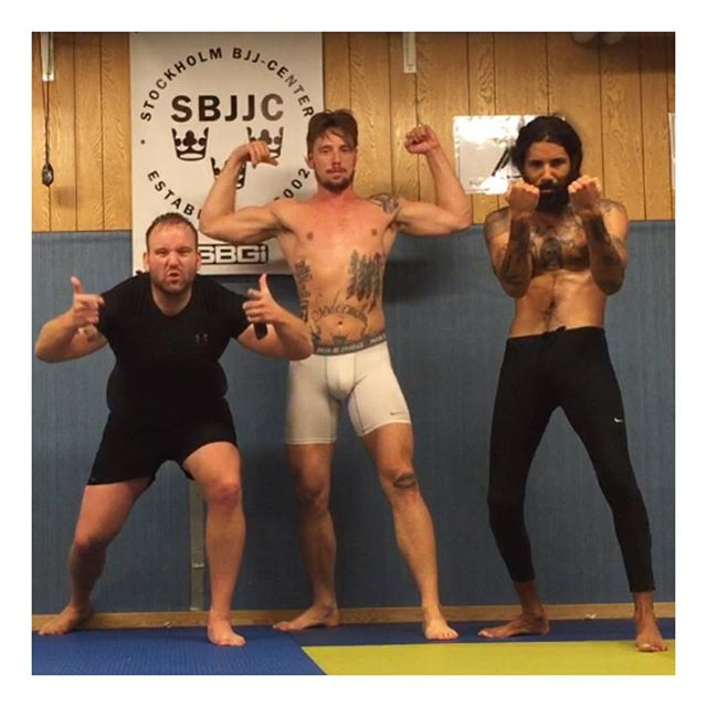 Lunch-session DONE ️#SBGi #Bjj #stockholmbjjcenter