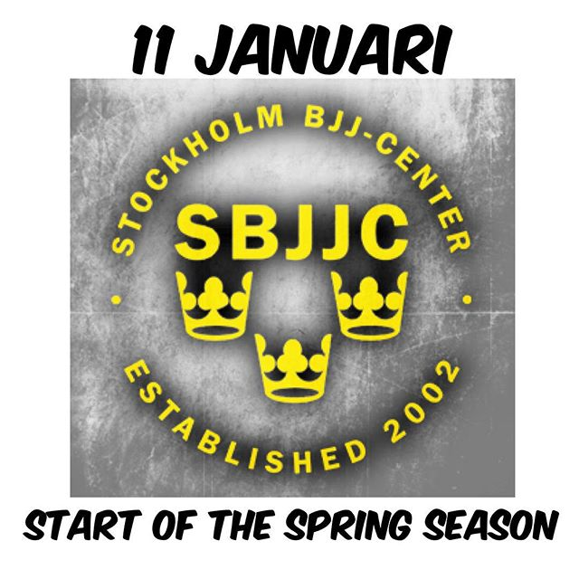 We're looking forward to welcome you to this spring season at us #StockholmBjjCenter ! Fantastic training for every one, starting from 6 years and up!For more info, please visit BjjCenter.se Magnusladulåsgatan 32DStockholm SwedenLove & Respect #Stockholm #Sweden #Träning #BjjSweden #MmaSweden #Hälsa