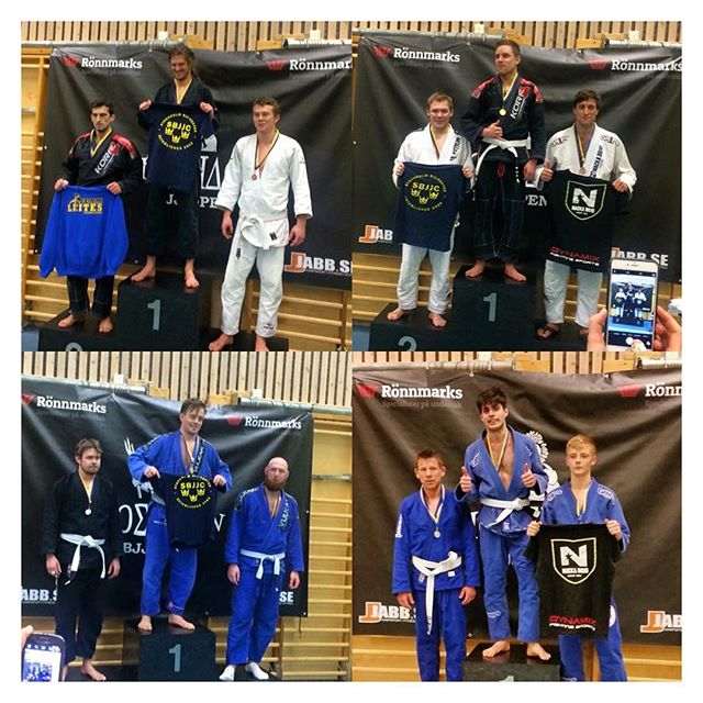 Our team showed som great Bjj this weekend at #PoseidonCupGreat work #Bjj #SBGi #Bjjcenter #Stockholm