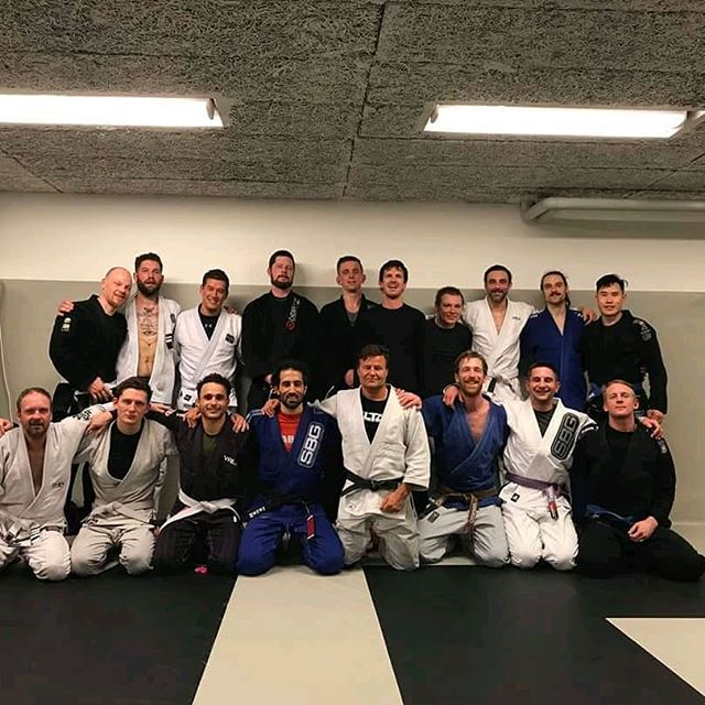 Awesome evaluation tonight! #sbjjc #sbgi #bjj