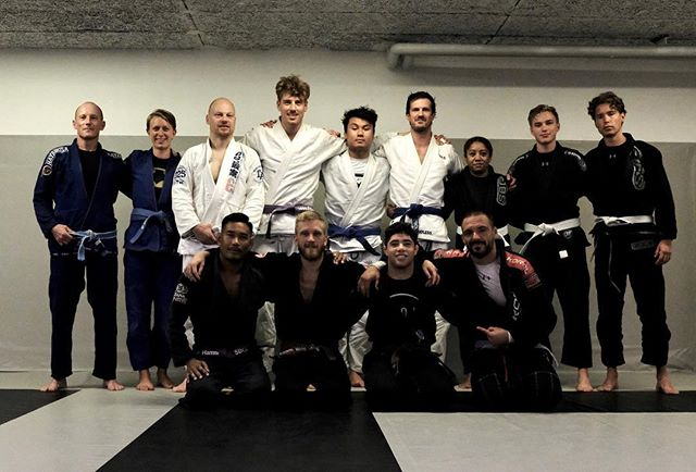 Thank you so much for an awesome seminar today @lucasrodriguesbjj